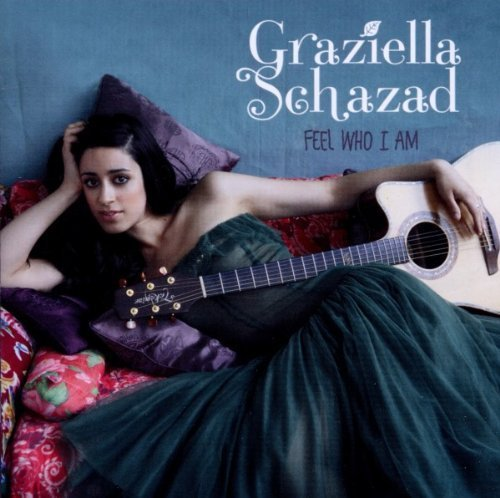 Bild 1: Graziella Schazad, Feel who I am