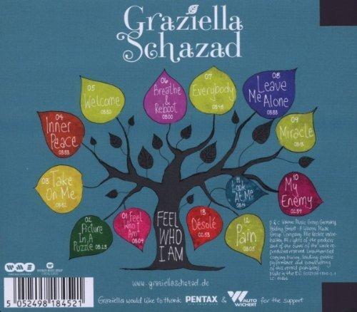 Bild 2: Graziella Schazad, Feel who I am