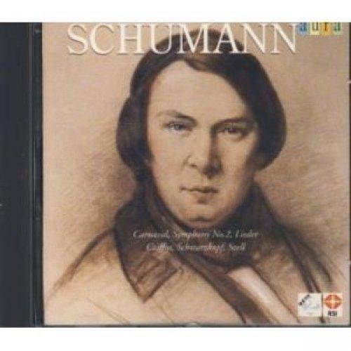 Bild 1: Schumann, Carnaval, op. 9/Sinfonie Nr. 2, op. 61/Lieder (Aura, 1957-67/98) (George Cziffra, Elisabeth Schwarzkopf, Cleveland Orch./Szell..)