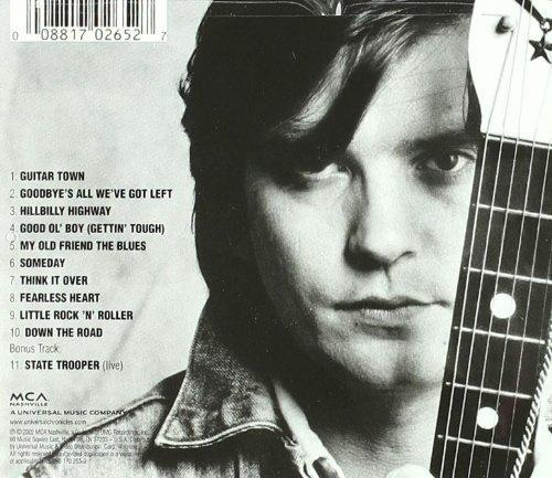 Bild 4: Steve Earle, Guitar town (1986)
