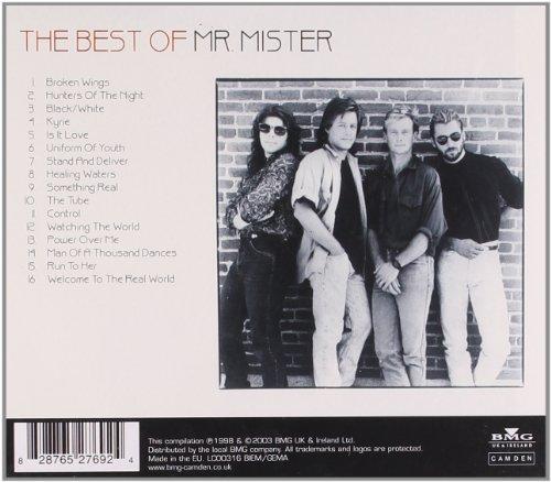 Bild 2: Mr. Mister, Best of (16 tracks, 1998/2003)