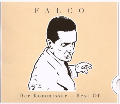 Bild 1: Falco, Der Kommissar-Best of (18 tracks, 2007, slidecase)
