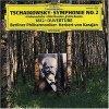 Tschaikowsky, Sinfonie Nr. 2, op. 17/1812-Ouvertüre, op. 49 (DG, 1967/79) Berliner Philharmoniker/Karajan, Don Kosaken Chor Serge Jaroff