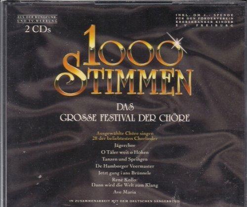 Bild 1: 1000 Stimmen (1991), Das grosse Festival der Chöre