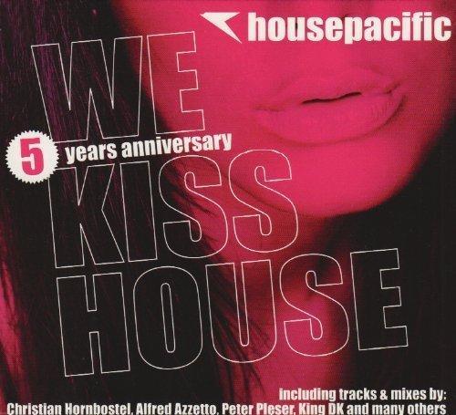 Bild 1: Housepacific-We kiss House-5 Years Anniversary (CH, digi), Dan Rubell, Filippo Fedetto feat. Midnite Fellas, Gorda's Groove, Christian Hornbostel..