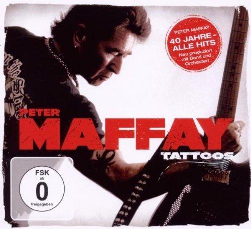 Фото 1: Peter Maffay, Tattoos (2010, CD/DVD)