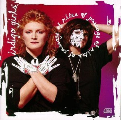 Bild 1: Indigo Girls, Rites of passage (1992, US)