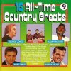16 All-Time Country Greats, 09:Kingston Trio, Dolly Parton, Johnny Cash, Bob Luman, Faron Young..