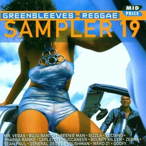 Bild 1: Greensleeves Sampler (1999, UK), 19:Sean Paul & Mr. Vegas, Capleton, Beenie Man, Buju Banton, Ward 21..