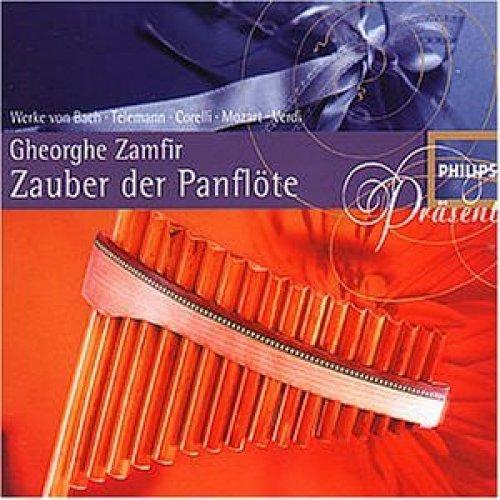 Bild 1: Gheorghe Zamfir, Zauber der Panflöte (2000, Philips Präsent)