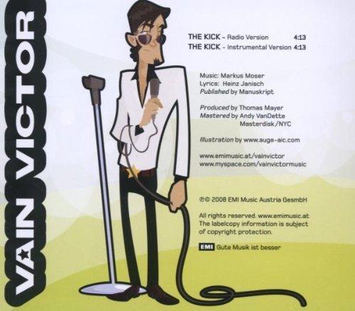 Bild 2: Vain Victor, Kick (2008; 2 tracks)