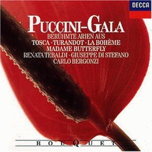 Bild 1: Puccini, Gala-Berühmte Arien aus 'Tosca', 'Turandot', 'La bohème'.. (Decca/Bouquet, 1958-72/92) (Renata Tebaldi, Giuseppe di Stefano, Carlo Bergonzi..)