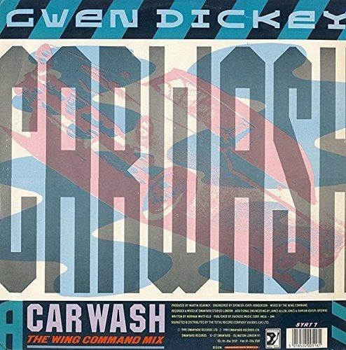 Bild 1: Gwen Dickey, Carwash (Wing Command Mix, UK, 1990)