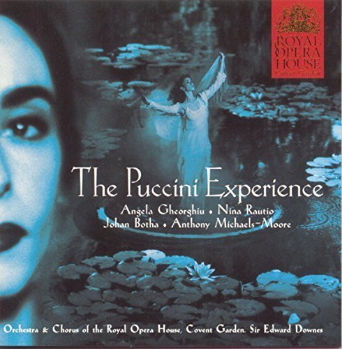 Bild 1: Puccini, Experience (1995) (Orch. of the Royal Opera House, Covent Garden/Downes, Angela Gheorghiu..)
