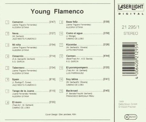 Bild 2: Young Flamenco (1999), Alegria Gitana, Jazz Meets Flamenco, Camino De Lobo..