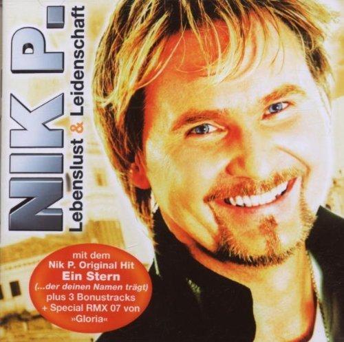 Bild 1: Nik P., Lebenslust & Leidenschaft (2007; 18 tracks)