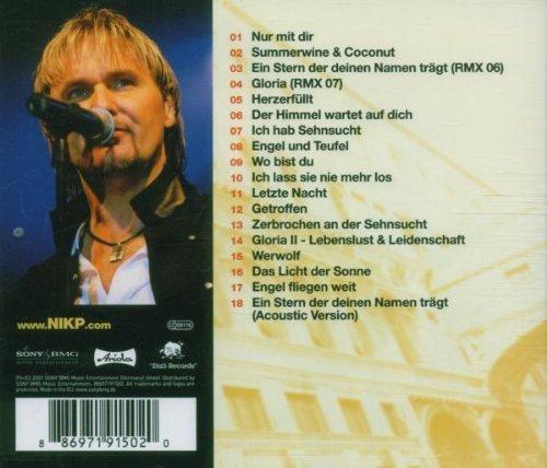 Bild 2: Nik P., Lebenslust & Leidenschaft (2007; 18 tracks)
