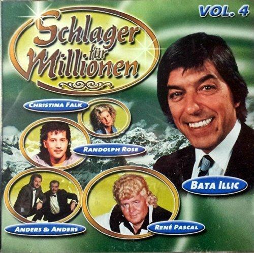 Bild 1: Schlager für Millionen (2002, Karola), 04:Randolph Rose, Comedian Harmonists, Bata Illic, Charly Dieter Chor, Kurt-Adolf Thelen..