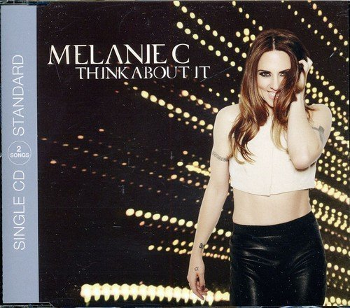 Bild 1: Melanie C, Think about it (2011; 2 tracks)
