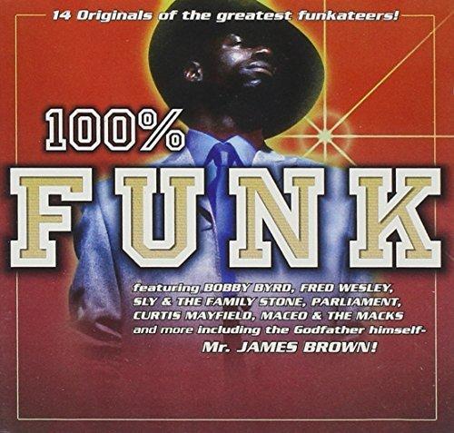 Bild 1: 100% Funk (#tcd2565), Parliament, Eddie Harris, George McCrae, Bobby Byrd, Curtis Mayfield..