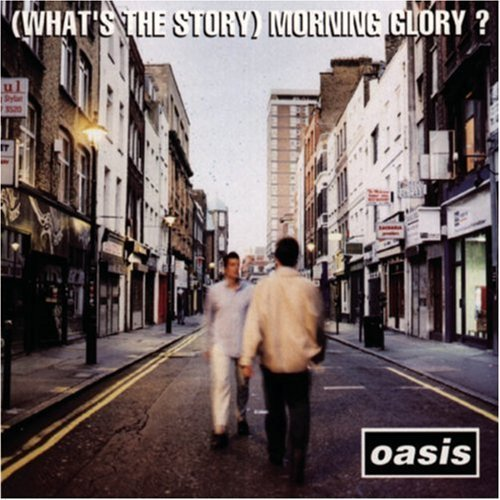 Bild 1: Oasis, (What's the story) morning glory? (1995, US)