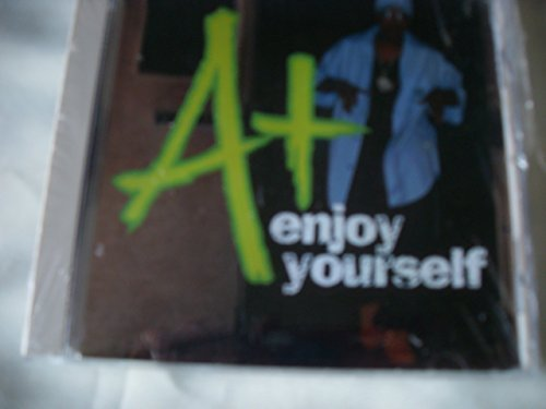 Bild 1: A+, Enjoy yourself/Up top New York (US, 2/3 versions, 1998)
