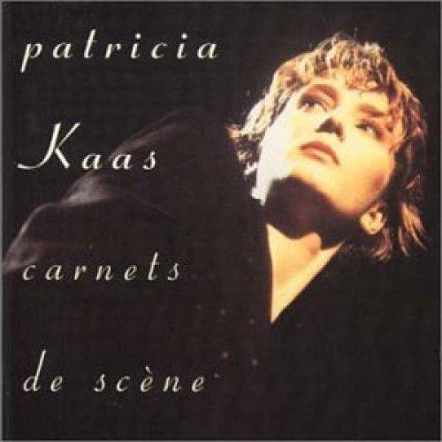 Bild 1: Patricia Kaas, Carnets de scène (1991)