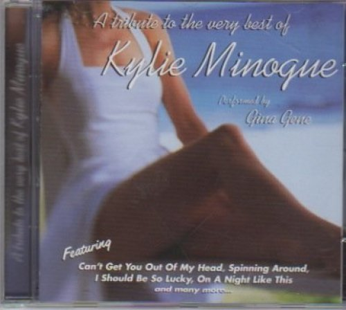 Bild 1: Kylie Minogue, A tribute to the very best of (performed by Gina Gene, 2001)