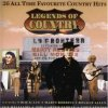 Legends of Country-26 All Time fav. Country Hits (1941-52), Marty Robbins, Tex Ritter, Ernest Tubb & Red Foley, Rosalie Allen, Hank Snow, Roy Acuff..