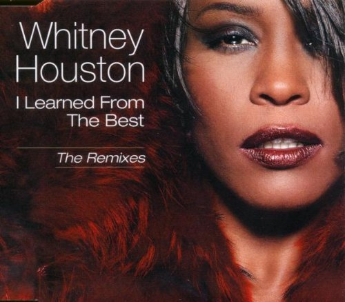 Image 2: Whitney Houston, I learned from the best-The Remixes (1999, #1726822)