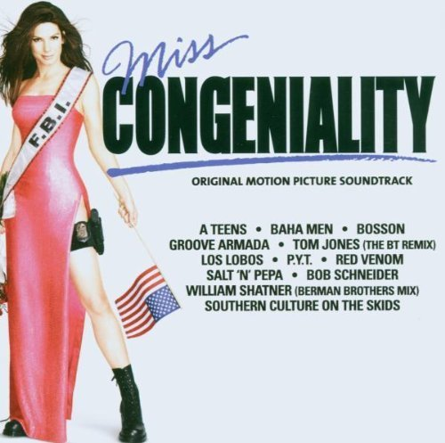 Bild 1: Miss Congeniality (2000), Bosson, Groove Armada, Tom Jones..