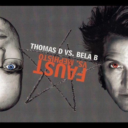 Bild 1: Thomas D., Faust vs Mephisto (2004, digi, vs. Bela B)