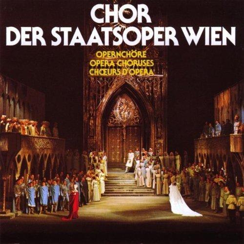 Bild 1: Chor der Staatsoper Wien, Opernchöre 2 (Elite, 1990)