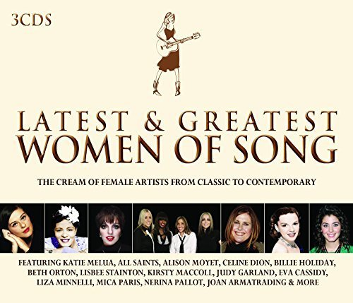 Bild 1: Latest & greatest Women of Song (2010, USM), Alison Moyet, Kirtsy MacColl, Céline Dion, Lisa Stansfield, Liza Minnelli..