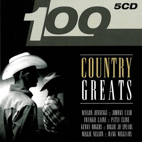 Bild 1: 100 Country Greats (2006, Weton-Wesgram), Kenny Rogers, Frankie Laine, Billie Jo SPears, Patsy Cline, Slim Whitman..