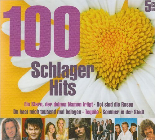 Bild 1: 100 Schlager-Hits (Eurotrend), Wolfgang Petry, Andreas Martin, Christian Anders, Mary Roos, Peter Rubin, Xanadu, Dennie Christian...