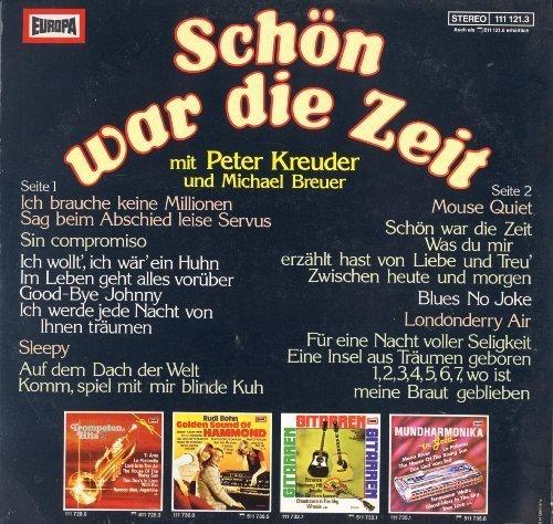 Bild 2: Peter Kreuder, Schön war die Zeit (& Michael Breuer)