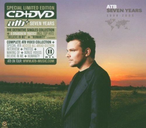 Bild 1: ATB, Seven years 1998-2005 (CD/DVD)