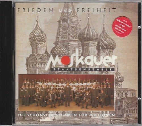 Bild 1: Moskauer Staatsensemble, Frieden und Freiheit (1995)