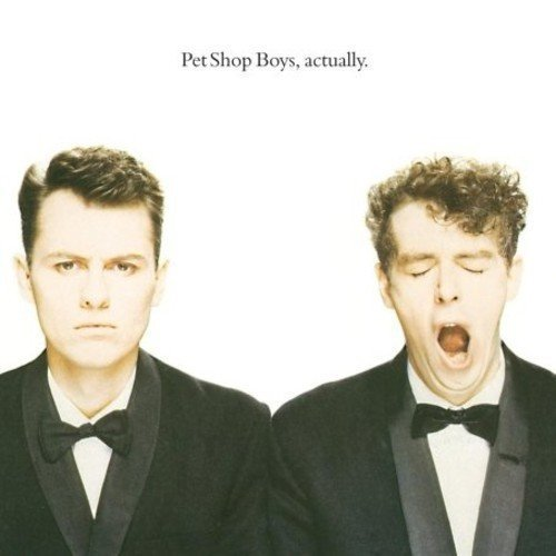 Bild 1: Pet Shop Boys, Actually (1987/2009)