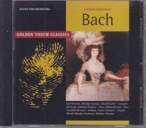 Bild 1: Bach, Orchestersuiten Nr. 1-3, BWV 1066-68 (Columns) (Slovak Chamber Orch./Warchal, Gui Touvron, Zdenek Sedivy..)