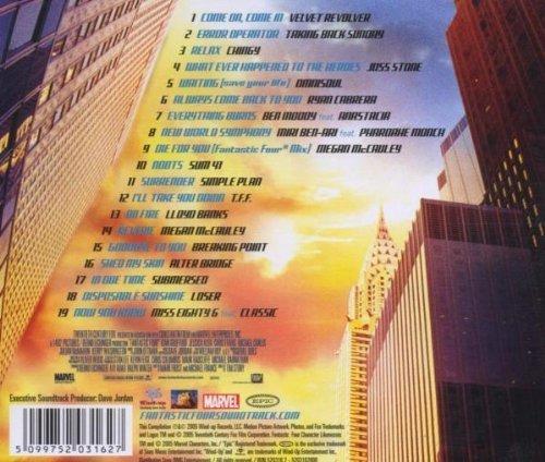 Bild 2: Fantastic 4 (2005), Velvet Revolver, Chingy, Joss Stone..