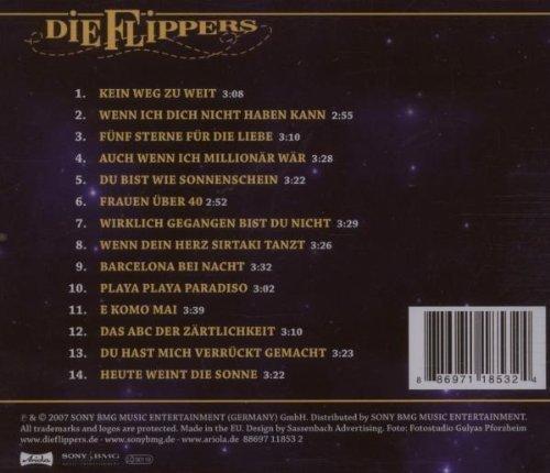 Bild 2: Flippers, Kein Weg zu weit (2007)