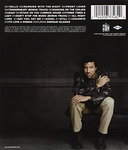 Bild 2: Lionel Richie, Encore (2002)