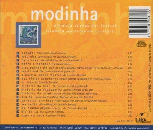 Bild 2: Wynanda Zeevaarder, Modinha (1999, & Reinhold Westerheide)
