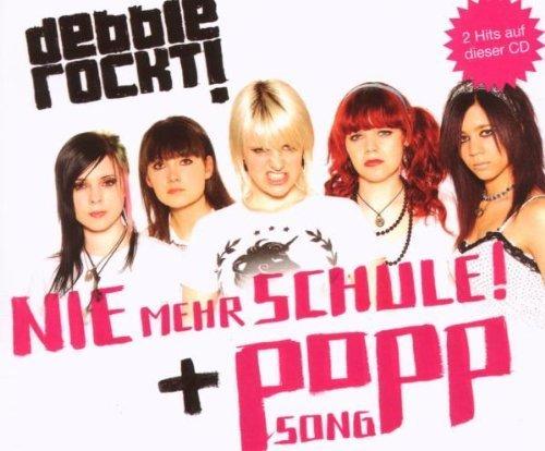 Bild 1: Debbie Rockt!, Nie mehr Schule! (2007; 2 tracks)