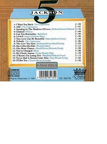 Bild 2: Jackson 5, First hits (#duchesse352135)