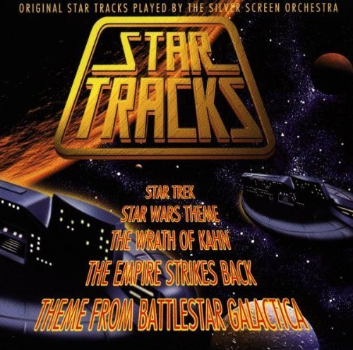 Bild 1: Silver Screen Orchestra, Star tracks (1997)