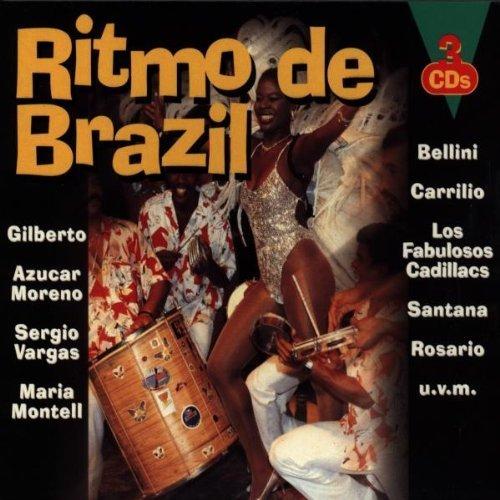 Bild 1: Ritmo de Brazil (1997, Sony), Bellini, Coracao, Gilberto, Carrilio, Ritmo Fatal, 2 In A Room, Santana..