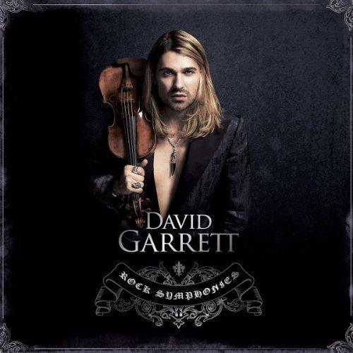 Bild 1: David Garrett, Rock symphonies (2010, slidecase)